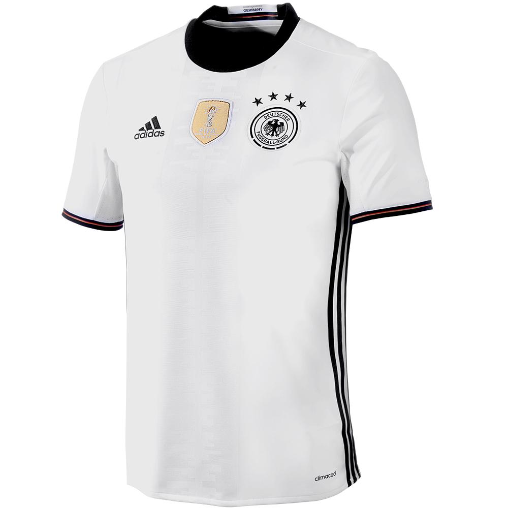 Die Deutschland Trikots zur UEFA Fußball EM 2016