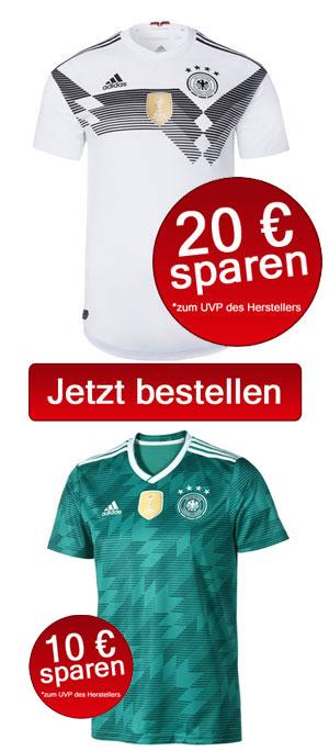 Das neue DFB Trikot kaufen