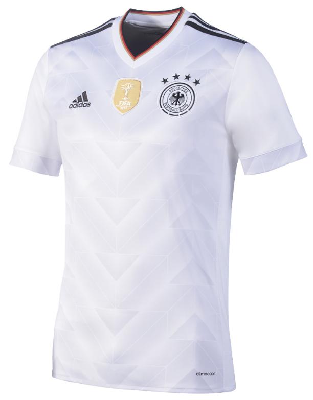 Die Deutschland Trikots zum FIFA Confed Cup 2017