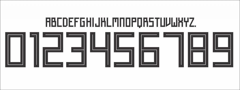 Die Rückennummern des neuen DFB Trikots 2018