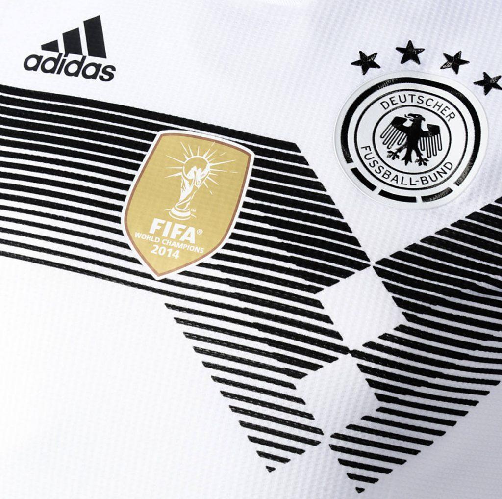 Authentic DFB Trikot 2018